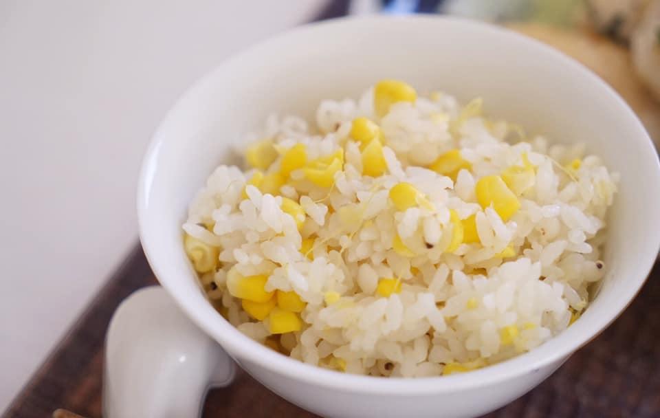 梅雨の養生に「とうもろこしご飯」レシピ〜薬膳効果をアップするコツ