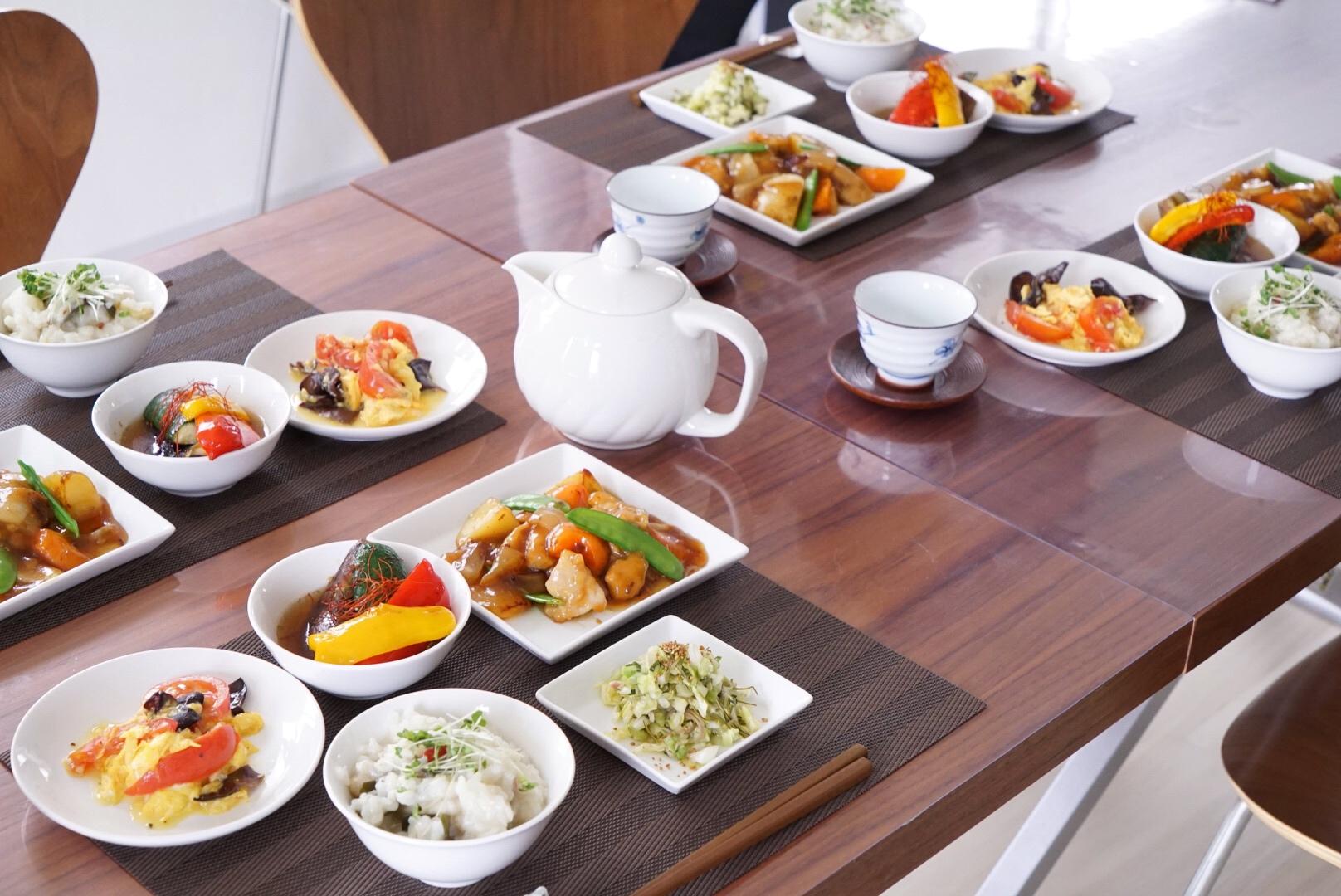 開催レポート【Organic美養薬膳〜中級講座】料理初心者からベテランまでおススメできます!
