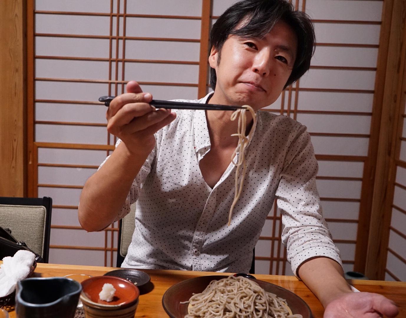 千葉で最高の十割蕎麦を食べるならここ!成田「虎智庵(こちあん)」