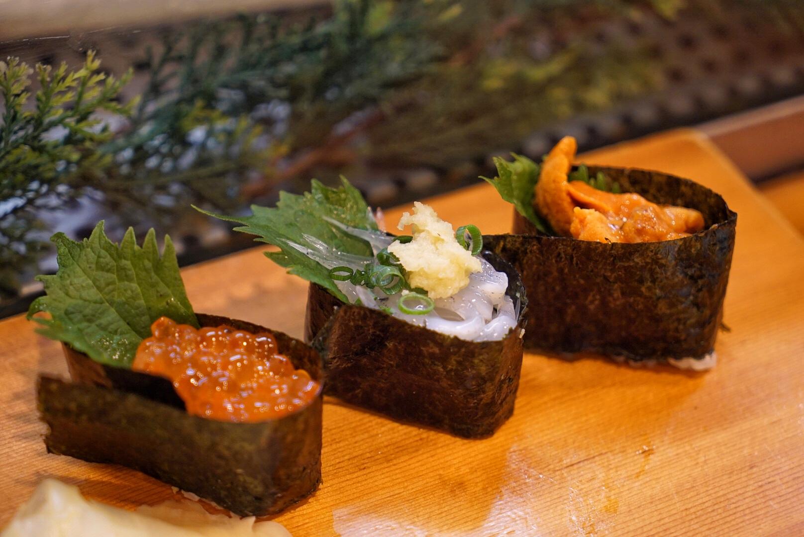 美味しすぎて会話が弾まない?市川「かずみ寿司」〜感動のお料理とほっこりおもてなし
