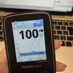 「フリースタイルリブレ」で血糖値&メンタルコントロール