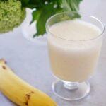 低気圧・低血糖対策〜おいしい!簡単!「MCTバナナシェイク」のレシピ